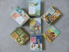 Vintage Readers Digest Reading Skill Builder Books 1958-1970 34 Book Lot