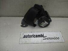 FIAT GRANDE PUNTO 1.3 D 5M 55KW (2008) RICAMBIO CINTURA DI SICUREZZA POSTERIORE