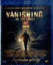 VANISHING ON 7th STREET Hayden Christensen Thandie Newton BLURAY NEW SEALED