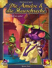 """Gesellschaftsspiel """"Die Ameise und die Heuschrecke"""", Asmodee, Purple Brain"""