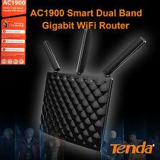 Tenda AC1900 Smart Dual-band Gigabit WiFi Router Ready NBN  Faster Speed