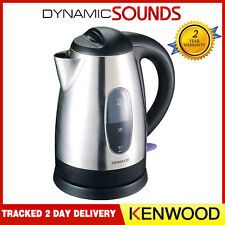 Kenwood SJM250 Cordless 1.7L Rapid Boil Jug Kettle in Brushed Stainless Steel