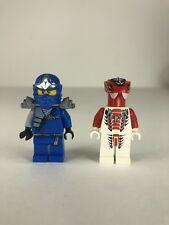 Jay ZX Blue Ninja Ninjago 9442 30085 LEGO Minifigure Mini Minifig  Red Snake A10