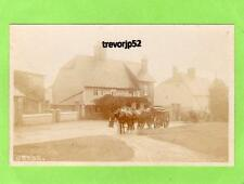 Brede Red Lion Pub Horse & Cart Nr Hastings Rye unused RP pc  Ref B261