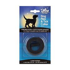 PetStar Dog Flea & Tick Collar Pet Puppy Anti Mite Neck Strap Waterproof Stretch