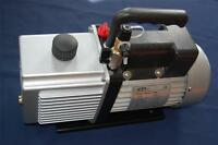 2-Stage High Performance Rotary Vane Deep Vacuum Pump 12CFM 1HP HVAC Field Tool