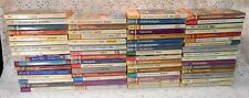 Lot of 64 Vintage HARLEQUIN ROMANCE Novels Books by Various Authors