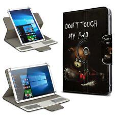 Universal Tablet Hülle 10 - 10.1 Zoll Tasche Schutzhülle Case Cover 360° Drehbar