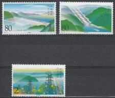 China postfris 2003 MNH 3468-3470 - Stuwdam Jangtsekiang