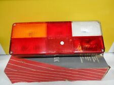 Fanale Targa Fiat Ducato 2002-2005 Modello Cassonato