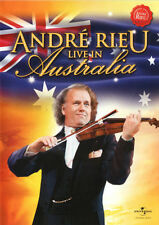 André Rieu Music & Concerts Widescreen DVDs & Blu-ray Discs