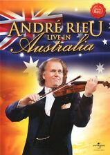 André Rieu Live in Australia 2008 DVD 28 Tracks PAL R4 Aus