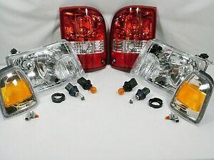NEW 2006-2011 Ford Ranger HEADLIGHTS PARK/SIGNAL LIGHTS TAIL BRAKE LIGHT LAMP