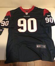 Jadeveon Clowney Texans Home Jersey Size Large