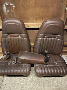 Chrysler Valiant Bucket Seats Cl Regal with Original Armrest