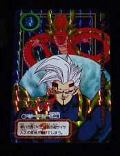 DRAGON BALL GT Z DBZ HONDAN PART 28 CARDDASS CARD PRISM CARTE 126 JAPAN 1996 NM