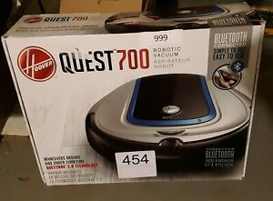 NEW Hoover Quest 700 Robotic Vacuum Bluetooth Connected