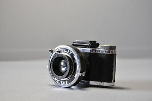 Eljy Lumiere Subminiature Camera with Lypar F3.5 Lens