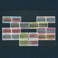 [CU028A] Curacao 2011 Bank notes paper money Gutterpairs MNH
