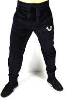 True Religion Men's Velvet Relax Slim Jogger Sweatpants/Pants - 101383 Size S