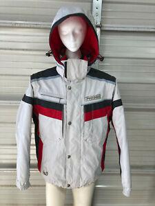 Phenix Ski Jacket - Mens Medium - Vest Hood - Snowboard Jacket - Snow Winter