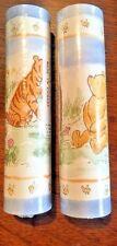 """Winnie the Pooh Wall Paper Border 2 ROLLS 5 YARDS EACH 5 1/8"""" Tall NIP"""