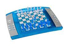 Jeux d'échecs bleus