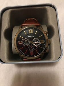 Fossil mens watch
