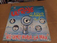 Ultraje A Rigor – Nós Vamos Invadir Sua Praia ~ W/INSERT  Brazialian VINYL LP