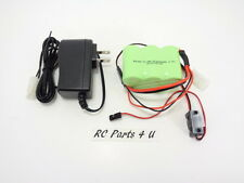 NEW ROVAN NI-MH 2000MAH 6v RECEIVER BATTERY & CHARGER HPI BAJA 5B 5T KING MOTOR
