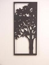 """Wanddeko """"Baum"""" Metallbild Deko Bild Wandbild Metall Bilder"""