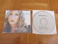 DELTA GOODREM Born To Try 2002 EUROPEAN collectors CD single