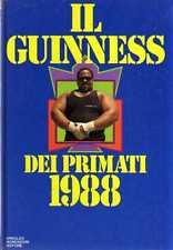 DT Il guinnes dei primati 1988 Mondadori