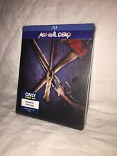 Ash vs Evil Dead: Season 2 (Blu-ray, 2017) (Only @ Best Buy SteelBook Packaging)
