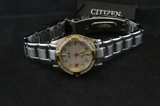 CITIZEN Regent Eco-Drive Mother of Pearl Dial Ladies Watch EW1824-57D