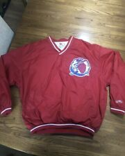 Vintage Piedmont Boll Weevils Rawlings Pullover  Rare 1990's Kannapolis L