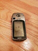 GARMIN eTrex Vista Handheld GPS Unit - TESTED