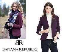 Banana Republic Luxe One Button Blazer Jacket Size 6 US/ 10 AU RRP $240
