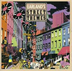 Charles Earland - Earland's Street Themes (2012) CD Album