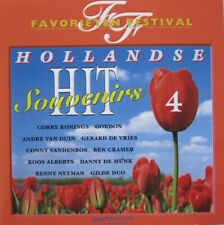 HOLLANDSE HIT SOUVENIRS - DEEL 4 -  CD