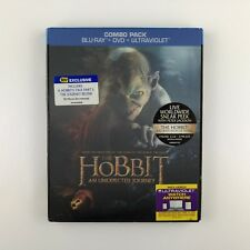 The Hobbit: The Unexpected Journey (Blu-ray, 2012) s *US Import Region Free*