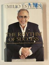 The Rhythm of Success by Emilio Estefan HAND SIGNED Book
