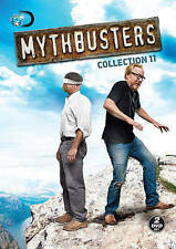 Mythbusters Collection 11 by Jamie Hyneman, Adam Savage