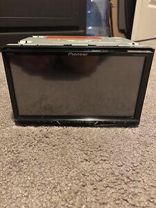 "Pioneer AVH-600EX In-Dash DVD Receiver W 7"" WVGA Display BT, SIRIUSXM, TESTED"