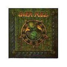 CDs de música metal rap Overkill