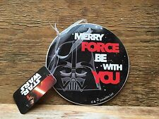 Star Wars Hanging Ceramic Decoration/Christmas Ornament/Collectable/New!