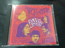 DAVE LAMBERT  WORK IN PROGRESS SIGNED CD ALBUM SUPERB CONDITION E1