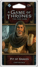 The Game of Thrones Card Game LCG: Pit of Snakes Chapter Pack FFGGT48