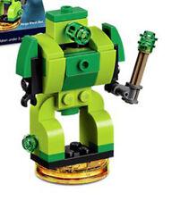 GENUINE Lego Powerpuff Girls MEGA BLAST BOT Dimensions Minifigure 71343 Minifig