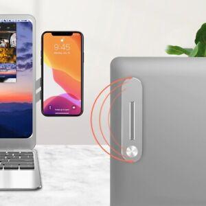 Universal Tablet Phone Holder Desk Laptop Stand Magnetic Screen Support Side Mou